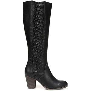 8W Wide Calf Plus Size Tall Boots Fergalicious